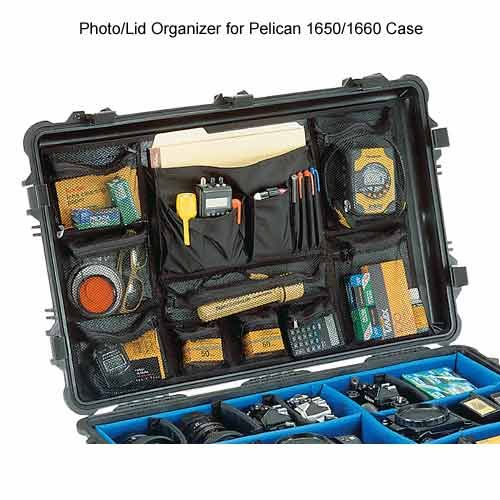 20 best pelican cases images on pinterest pelican case lid awesome photo and lid organizer for pelican 1650 and 1660 large protector cases solutioingenieria Image collections