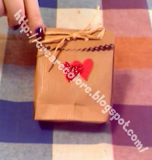 Tutorial Blog & YouTube  Bags for small gifts, perfect for S. Valentine Day