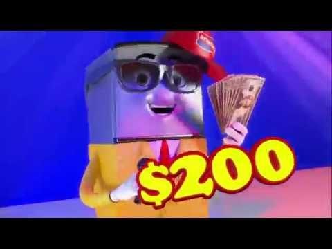 ¡Ven con tu televisor viejo y recibe un bono de $200 para la compra de uno nuevo! Promoción válida a nivel nacional.
