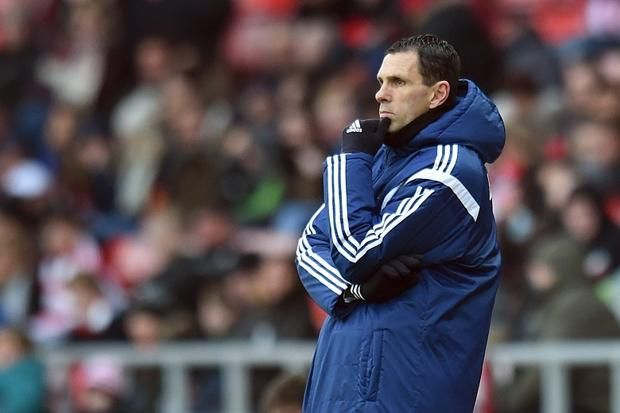 Gus Poyet's reign at Sunderland over Gus Poyet #GusPoyet