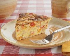 Quiche au surimi de Sandrine (facile, rapide) - Une recette CuisineAZ