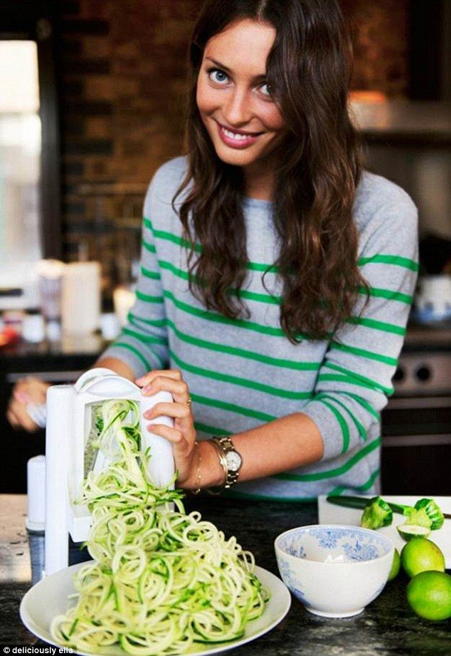 Deliciously Ella: Ella Woodward suffered from a rare illness that left her mostly bed-bound but discovered a vegan lifestyle and has cured h...