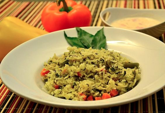 Methi Pulao Delicious Recipe