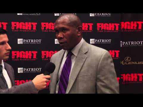 Howard Davis Jr. Talks About Signing Thiago Silva And The Future Of Fight Time Promotions