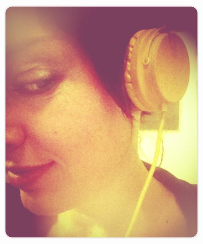 popcorn - headphones invidiate da tutti al red carpet studio :)