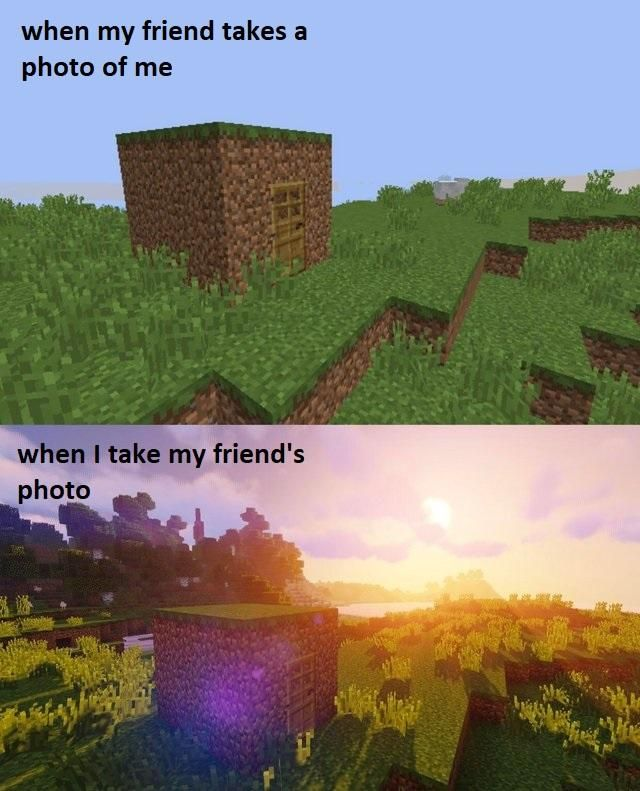 Smh Even Thanos Can Snap Better Minecraft Memes Minecraft Funny