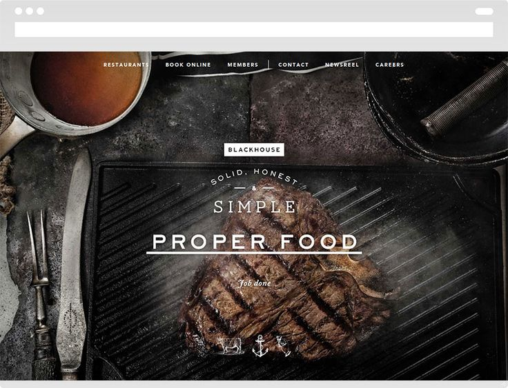 I don't like the overall website but I like the homepage.  Large scale photo, colors, fixed menu bar, rustic.