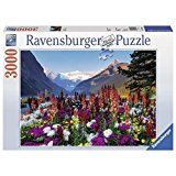 Early Bird Special: Ravensburger Flowery Mountains Puzzle (3000-Piece)  List Price: $36.99  Deal Price: $28.66  You Save: $8.33 (23%)  Ravensburger Flowery Mountains Puzzle 3000-Piece  Expires Feb 18 2018