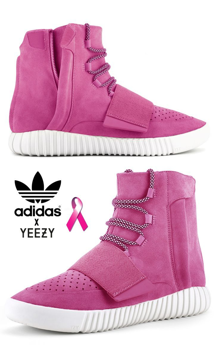 pretty nice b6e8c 8fb4a Yeezy Boost 750 All Pink Women Sneakers   Yeezy   Shoes, Sneakers fashion,  Womens golf shoes