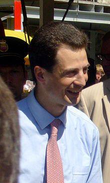 Le prince héréditaire Alois de Liechtenstein en août 2007. Régent