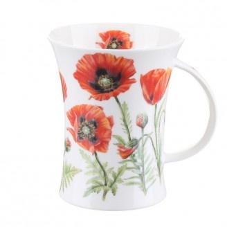*Poppies - Red* (Richmond Mug - Dunoon)