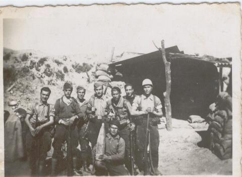 Puebla alborton guerra civil