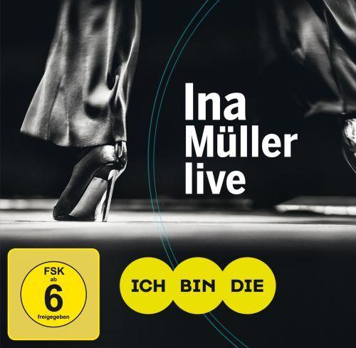 INA MÜLLER - Ich bin die live [CD-Reviews]  Monkeypress.de