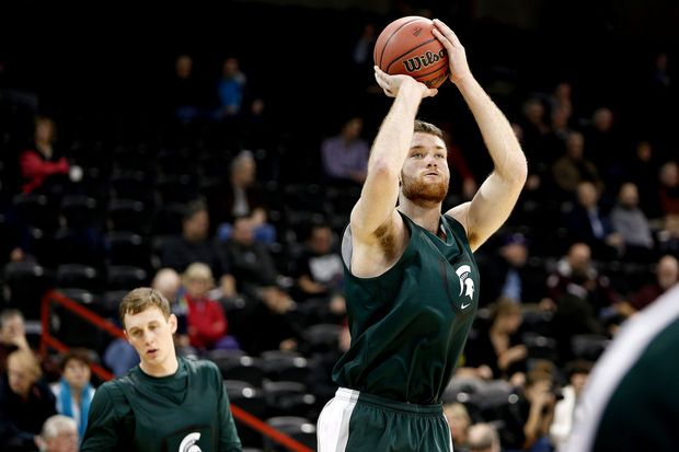Michigan State Basketball Gameday: Spartans can slow down Blue Hens 'with helmets and shoulder pads' | MLive.com