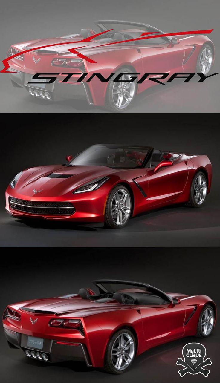 Corvette 2014.