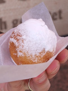 Le frittelle di San Giuseppe for Father's Day