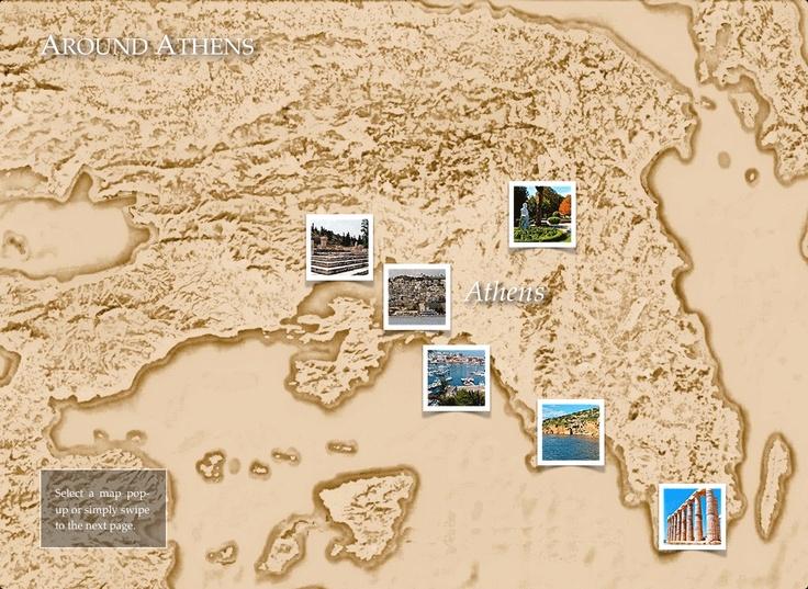 Reveal Athens - Around Athens