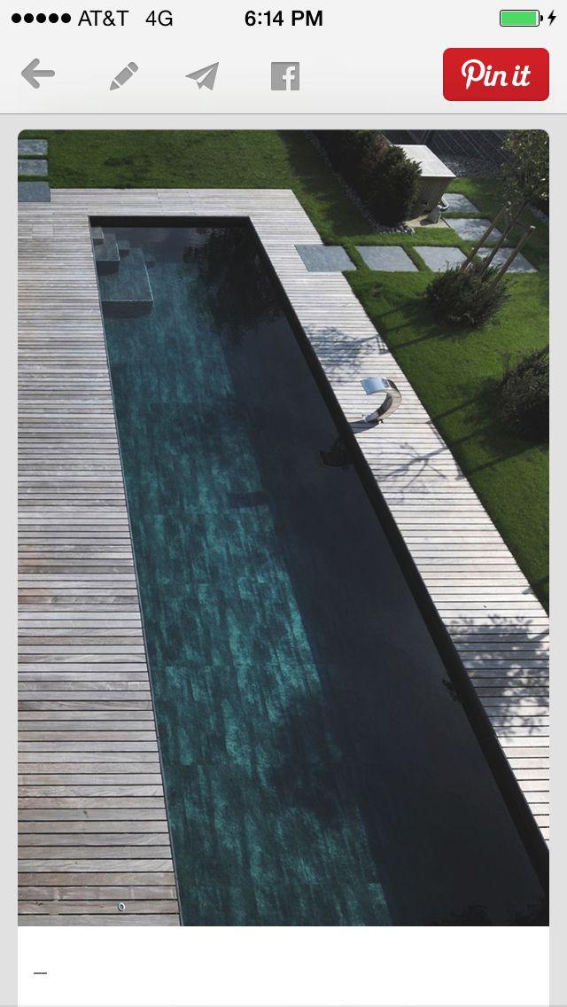 Industrial pools