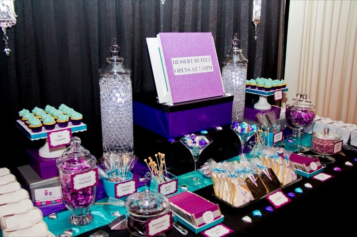Wedding buffet styled by Celebrate Sweetly Lolly Buffets, Mackay, Qld. featuring printable designs by Kristy Gray Designs.