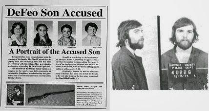 L'affaire d'Amityville est un ensemble d'événements survenus entre 1974 et 1976 et ayant pour théâtre une demeure située au 112 Ocean A...