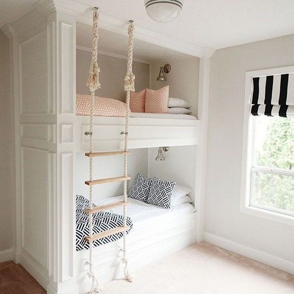 shared bedroom boy and girl decorating ideas-16