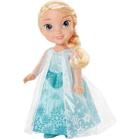Frozen Toddler Elsa