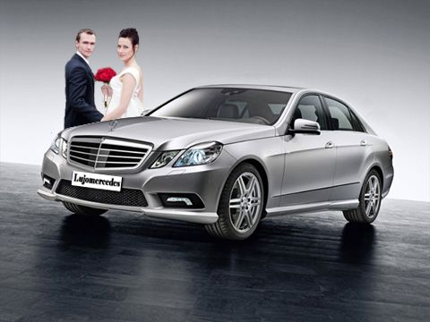 alquiler coche bodas guipuzcoa lujomercedes