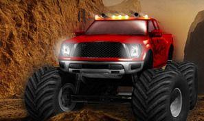 Demoledor De Camiones Monstruo Online: ¡Aplasta coches y realiza trucos en un camión monstruo! - Juega Demoledor de Camiones Monstruo Gratis!