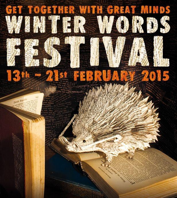Meet Hedgie: Winter Words mascot!