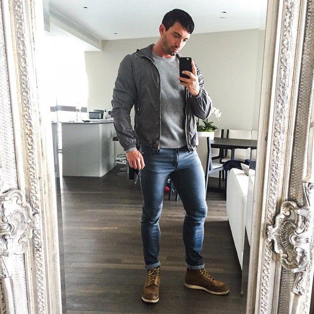 Do you like skinny jeans on guys