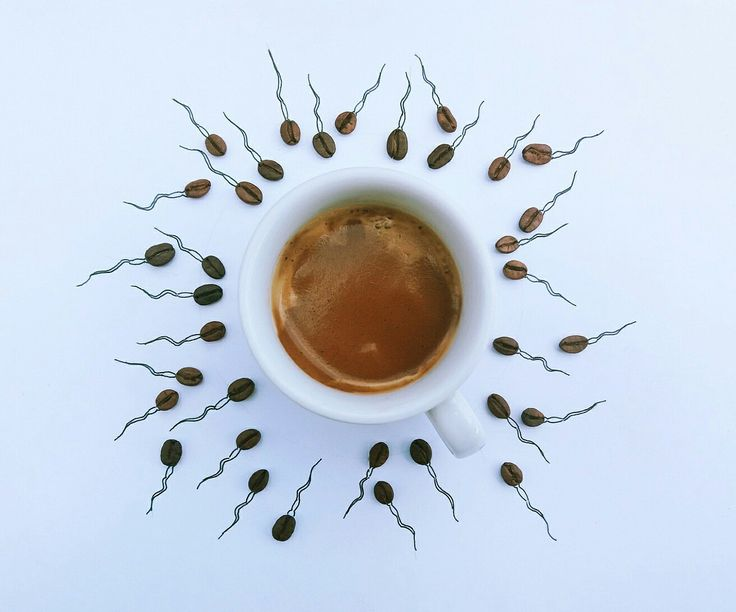 Sexy coffee...