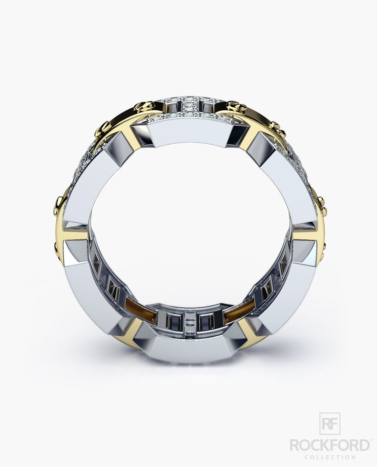 #RockfordCollection the ultimate American men's wedding ring.    Shop at www.rockfordcollection.com  Style # WB013  Worldwide Shipping