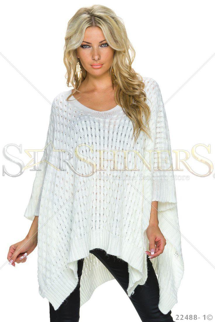 Jingle Blanket White Blouse