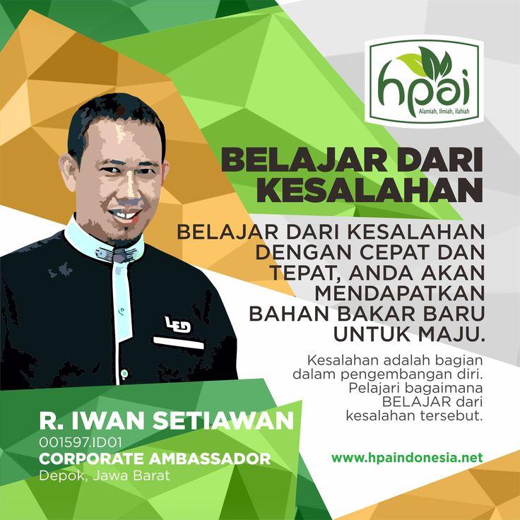 R. Iwan Setiawan - LED HPAI