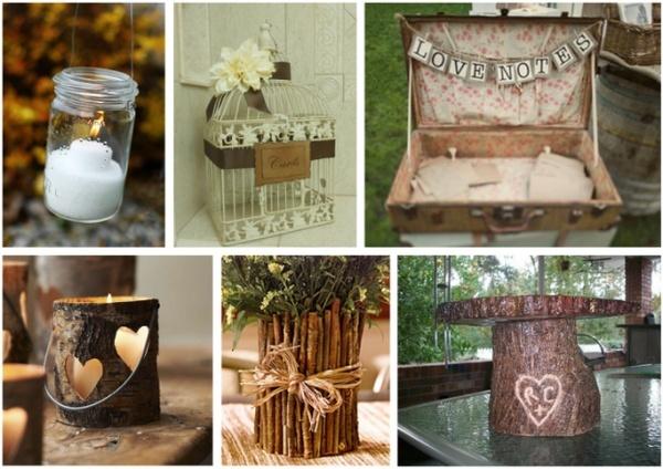 Country Wedding DIY Ideas! :)