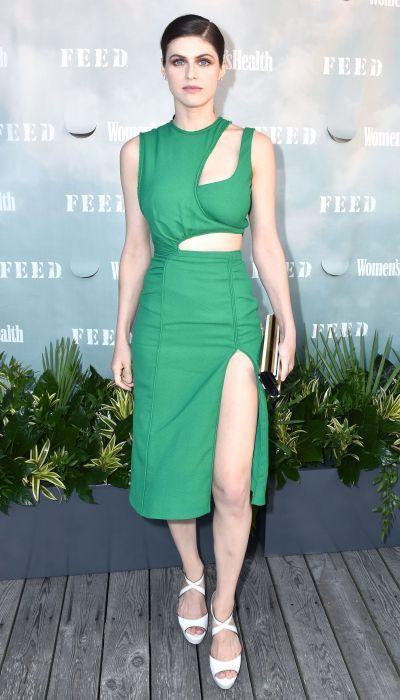 Alexandra Daddario Fashion and
