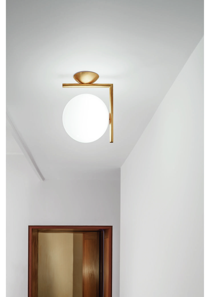 28 best images about flos ic light on pinterest spotlight ceiling lamps and light walls - Ic lights flos ...
