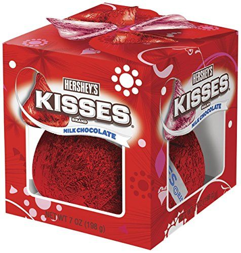 Hersheys Kisses Valentines Giant Milk Chocolate 7Ounce Pack of 2 ** Continue to the product at the image link.