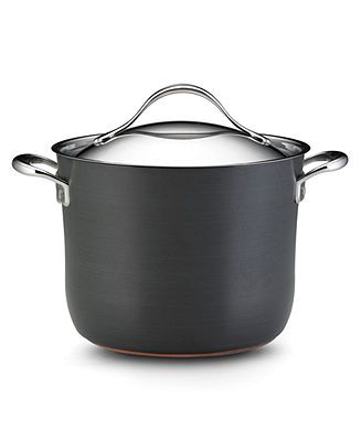 53 best hard anodizing images on pinterest accessories ar build nouvelle hard anodized copper 8 qt covered stockpot solutioingenieria Choice Image