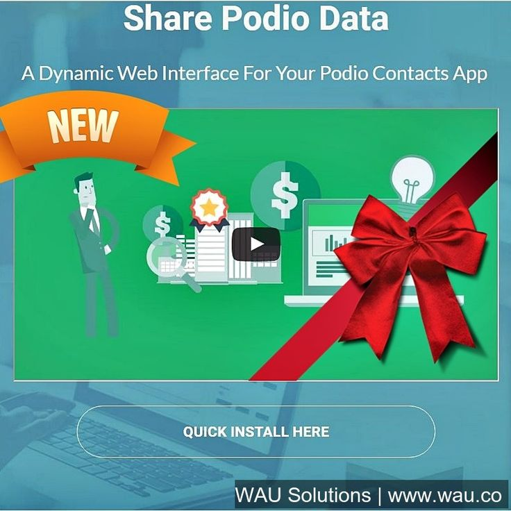 #Portal for #Podio - #New Updated #Pricing #Video & More: wauPortal.com @waucompany  http://rock.ly/67ath