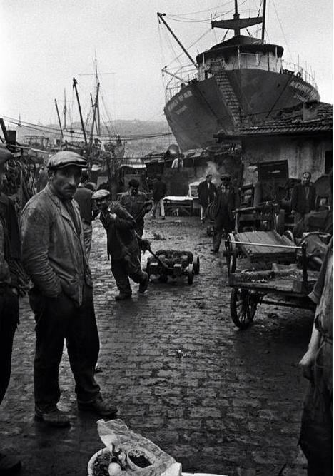 Karaköy, 1956 #istanbul #istanlook