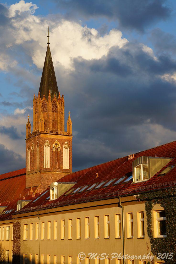 Unique  Konzertkirche Neubrandenburg by MiSi