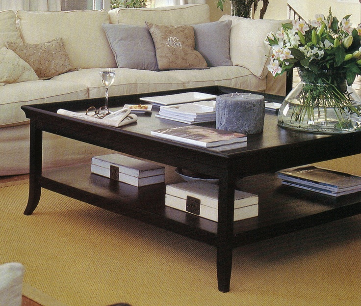 Oslo Square Coffee Table Table Family Room Decor
