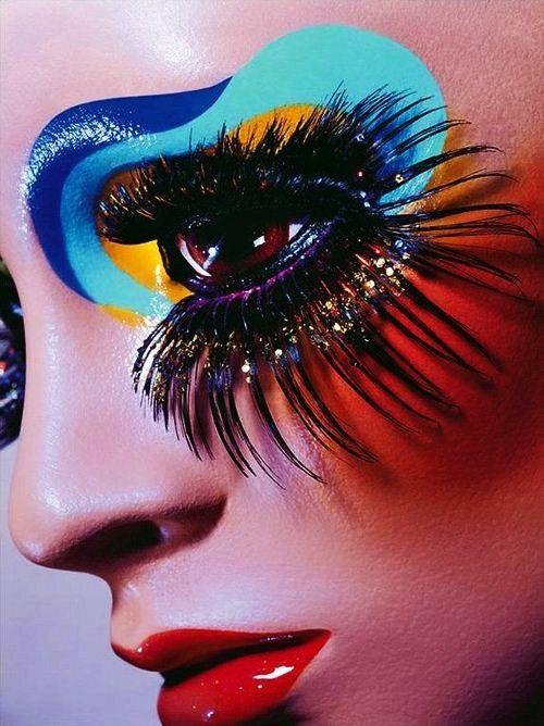 Nasser Mecili: Fantasy Makeup, Faces Art, Beauty Makeup, Eyes Art, Fashion Website, High Fashion, Fashion Photography, Editorial Photography, Crazy Eyes