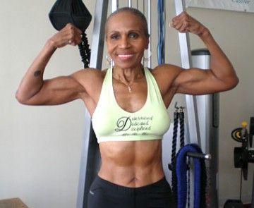 Un corps musclé, indicateur de longévité chez les personnes âgées