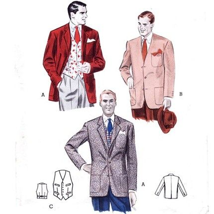 what haircut suits my 1000 images about 1950s mens fashion on 50 3057
