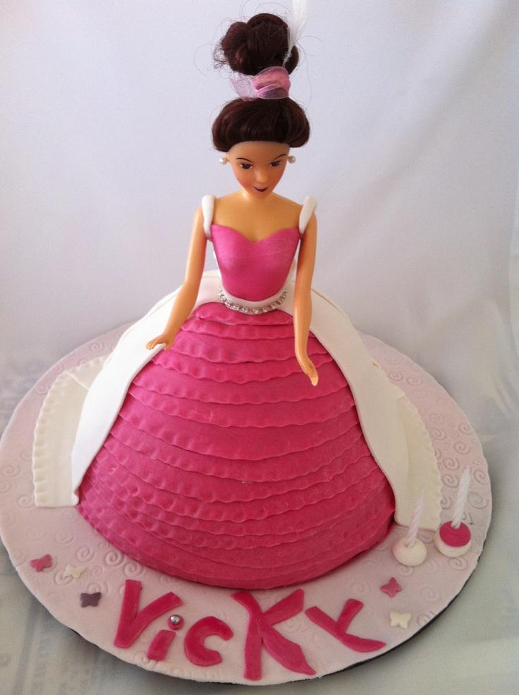 New princess cake