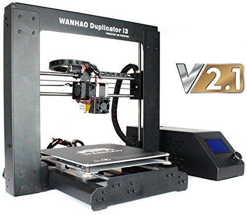 Ein klasse 3D-Drucker der teilweise als Baukasten-System besteht, wobei das Zusammenbauen sehr einfach ist. Die große Fläche und billige Preis sind gute Kaufargumente für den Duplicator i3. Hauptsächlich fehlt nur noch ein geschlossenes Gehäuse um Materialkrümmungen vorzubeugen, ansonsten ist alles wichtige vorhanden.