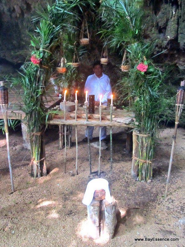 Mayan Priest | Yucatan Peninsula: Exploring Ancient Mayan Sites | www.bayessence.com