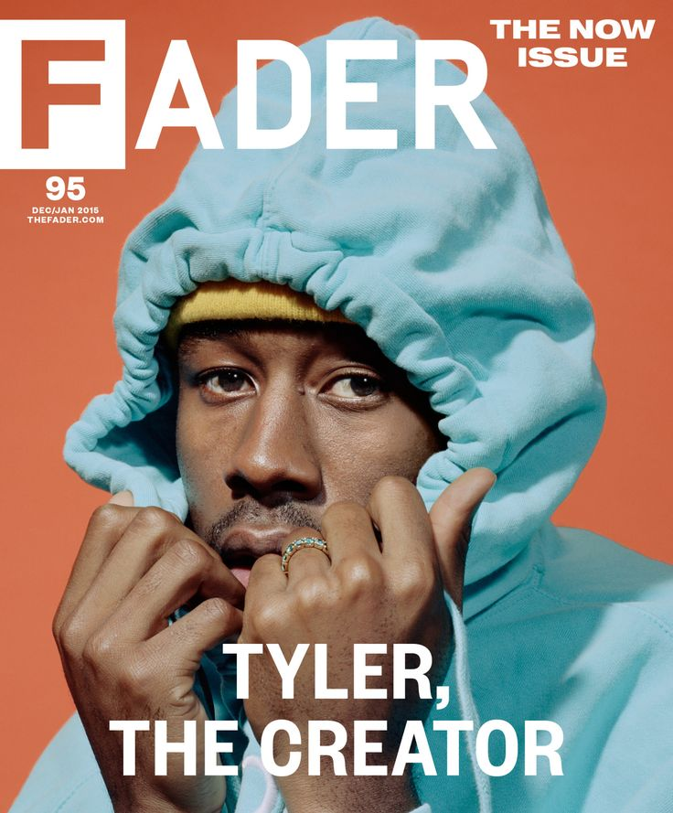 A young boss grows up on his own terms http://www.thefader.com/2014/11/09/cover-story-tyler-the-creator